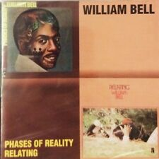 WILLIAM BELL - Phases Of Reality / Relating - Brand New SEALED CD