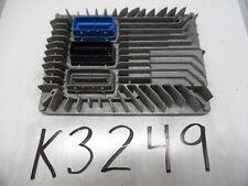 10 11 12 13 IMPALA REGAL COMPUTER BRAIN ENGINE CONTROL ECU ECM EBX MODULE K3249