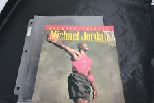 MICHAEL JORDAN 1993 BECKETT TRIBUTE MAGAZINE ISSUE #3 (80) PAGES
