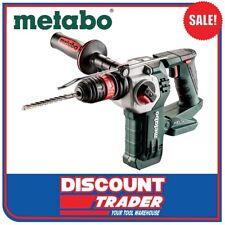 Metabo 18v Kha 18 LTX 600210890 Cordless Rotary SDS Hammer Drill - 3 Mode
