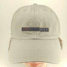 7e1fca3b9751b J.Crew 2000 Adjustable Baseball Hat Cap Tan