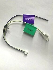 GENUINE KENWOOD DDX-394 DDX394 Reverse / Parking Cable Hardwired *SHIPS TODAY*