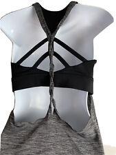 lulukemon,size8,wa tank,gray women's braided braces design