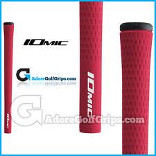 Iomic Sticky 2.3 Grips - Red / Black x 1