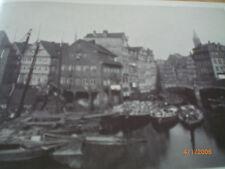 Hamburg - alte Fotografien - Winserbaum, Wandrahmsfleet, beide vor 1888