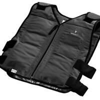 TechNiche Phase Change Cooling Vest, Powered by Cool Pax 6626-BK-ML