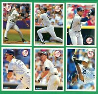 1994 FLEER NEW YORK YANKEES TEAM SET  NM/MT  MATTINGLY  BOGGS