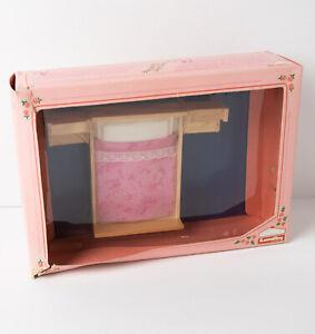 MIB Vintage Lundby doll house furniture 9721 Bedroom Set