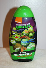 Teenage Mutant Ninja Turtles  Kids Conditioning Shampoo  2 in 1 Size 10 oz