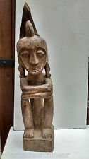Ancienne statue Afrique. Africa old statue