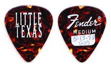 Vintage Little Texas Brown Guitar Pick - 1993 Tour - 5/13/93 Concert