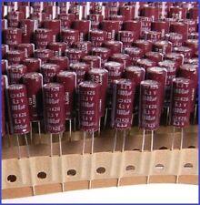 10pcs 1800uf 6.3v NCC Radial Electrolytic Capacitors Low ESR 6.3v1800uf JAPAN