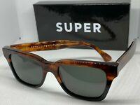 Retrosuperfuture 802 America Havana & Black Frame Size 51 Sunglasses NIB