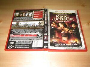 King Arthur DVD