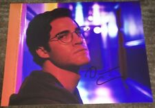 DARREN CRISS SIGNED AUTOGRAPH AMERICAN CRIME STORY GLEE 8x10 PHOTO D w/PROOF