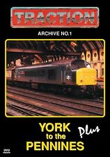 Traction Archive No.1: York to the Pennines Plus - DVD