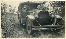 Belgian Congo real photo automobile off-road car truck oldtimer