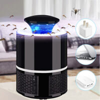 Electric Mosquito Killer Lamp Home LED Bug Zapper Insect Trap Pest Control Kn