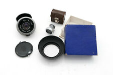 35mm W-Nikkor-C f2.5 with 35mm Viewfinder and 35mm shade - No Reserve!