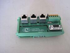 Warranty Control Techniques SSPD RJ45 Servo Drive Adaptor board Issue 2