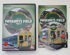 Pageants Field - Add-On Expansion for Microsoft Train Simulator - RARE - PC CD