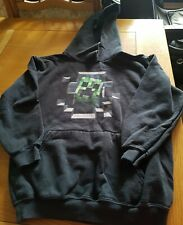 Boys Age 9-10 Years - Minecraft Sweater Top