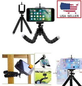 adjustable Universal Foldable Desktop Desk Stand Holder Mount For Cell Phone