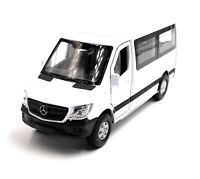 Mercedes Benz Sprinter Window White Model Car Car Scale 1:3 4 (Licensed)