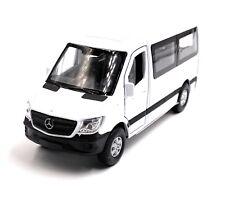 Mercedes Benz Sprinter Window White Model Car Car Scale 1:3 4 (Licensed)