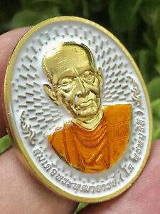 Thai Amulet Phra Somdej LP Toh Wat Rakang Buddha Talisman Holy Protect K935