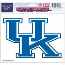 "Kentucky Wildcats 5""x6"" 5x6 Ultra Decal Window Laptap Car Truck Multi Use"