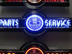 FORD - LARGE NEON SIGN WITH CLOCK NEW DESIGN **JUST ARRIVED**