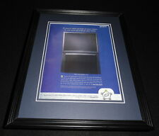 1999 Sony Big Screen TV Framed 11x14 ORIGINAL Vintage Advertisement