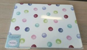 Cooksmart Spotty Dotty Collection placemats set of four