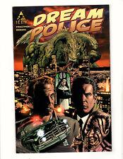 Dream Police #1 (2005, Marvel/Icon) VF/NM J. Michael Straczynski Mike Deodato Jr