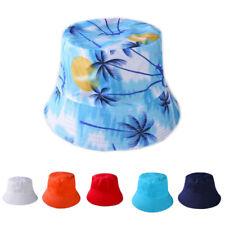 Bucket Hat Cotton Fishing Brim Boonie Men Sun Hunting Summer Camping Cap