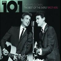 The Everly Brothers - 101 - Cathy's Clown: The Best of… [CD]