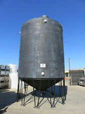 10000 Gallon Poly Tank Cone Bottom Tank Water Tested 11500 Total Gallons