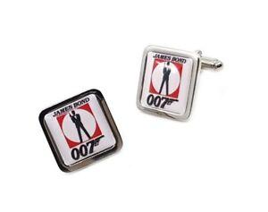 James Bond 007 Cufflinks