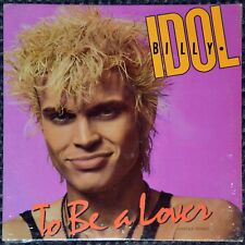 Maxi 45t Billy Idol - To be a lover