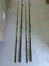 Brand New 2 X NGT 12ft 2 Piece 2.75lb Carp Max Carp Rods PLUS FREE ROD TUBE