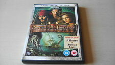 Pirates of the Caribbean - Dead Mans Chest 2 Disc Special Edition DVD