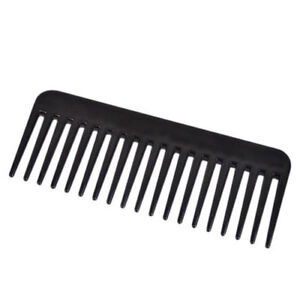19 Teeth Heat-resistant Large Wide Tooth Comb Detangling Hairdressing Comb #2