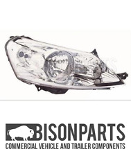 *CITROEN DISPATCH (2007 - 2017) HEADLAMP / HEADLIGHT DRIVER SIDE RH CIT127