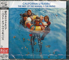 THE MAMAS & THE PAPAS-CALIFORNIA DREAMIN' THE BEST OF-JAPAN SHM-CD D50
