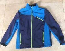 Snozu Boys Soft Shell Fleece Ski Winter Water Resistant Jacket Large (14/16)