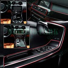 5M Red Sedan Interior Dash Board Filter Filler Thread Insert Strip Moulding Trim