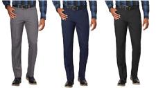 Izod Mens Performance Comfort Flex Stretch Straight Fit Dress Golf Pants 34/30