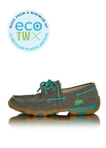 Twisted X Women's Casual Driving Moccasins