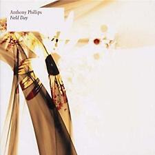 Anthony Phillips - Field Day (NEW 2CD+DVD)